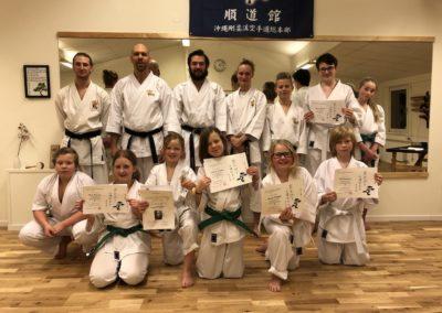 Juniorgradering 2017